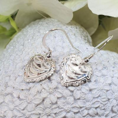 fine silver jewellery earrings ethnic