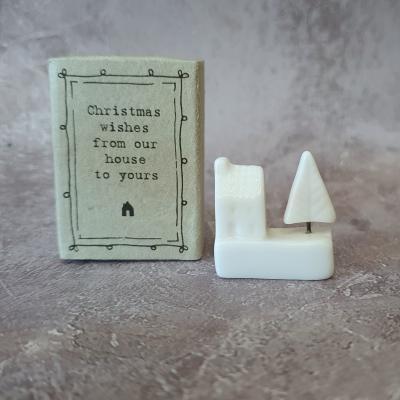 matchbox house christmas gift