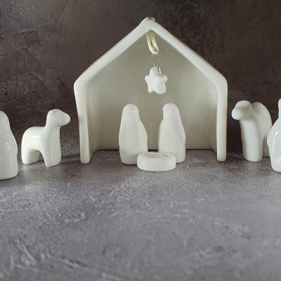 East of India christmas nativity